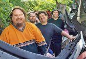 Die Ludolfs - Vier Brüder auf'm Schrottplatz