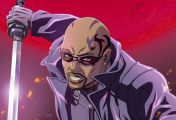 Blade - Marvel Anime