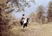 Tschetan, der Indianerjunge