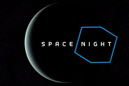 Space Night - The Blue Planet