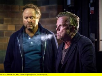 Mankells Wallander - Verrat